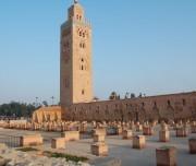Marocco, Marrakech: moschea Koutoubia