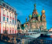 Saint-Pétersbourg-Russie