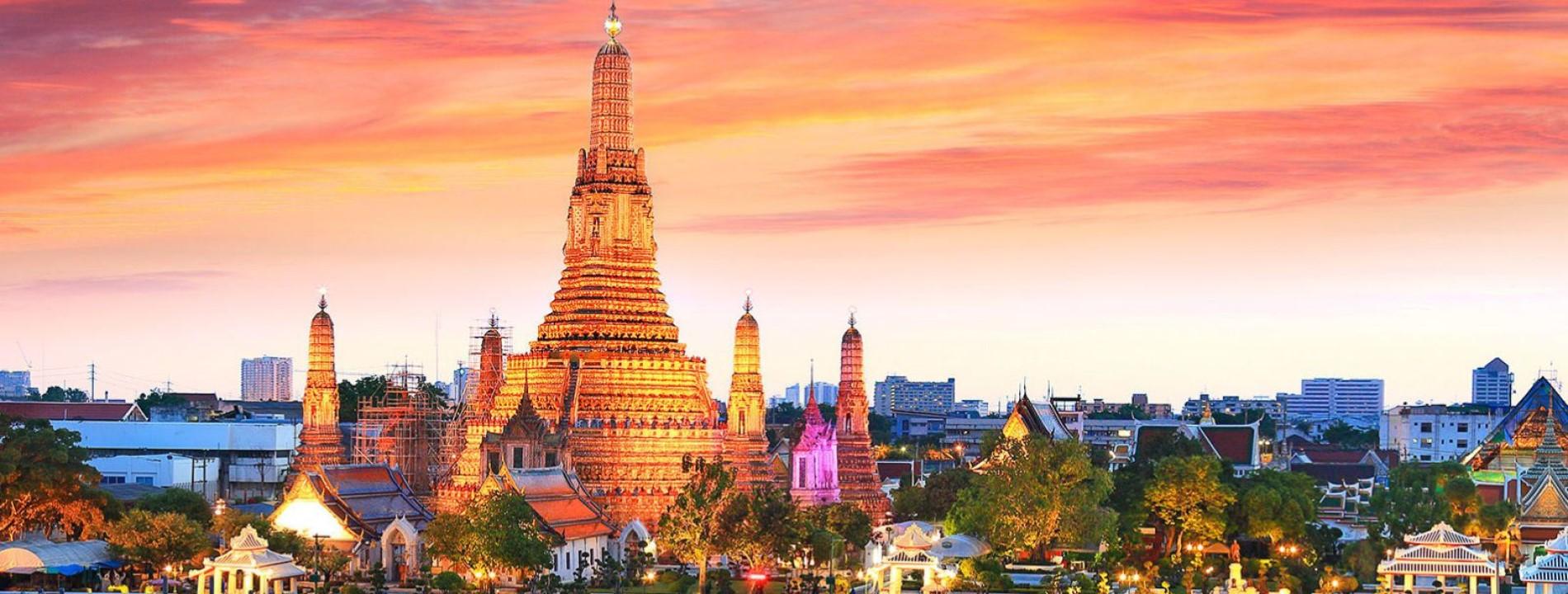 Thailandia – Partenze garantite 2020