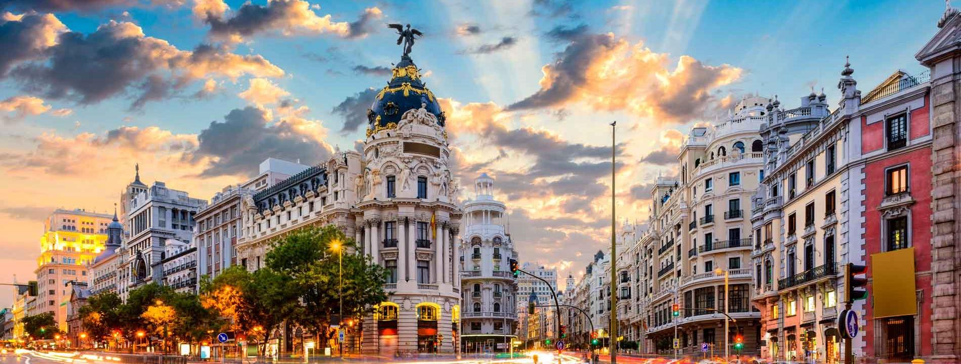 MADRID, ANDALUSIA E TOLEDO – Partenze garantite 2019