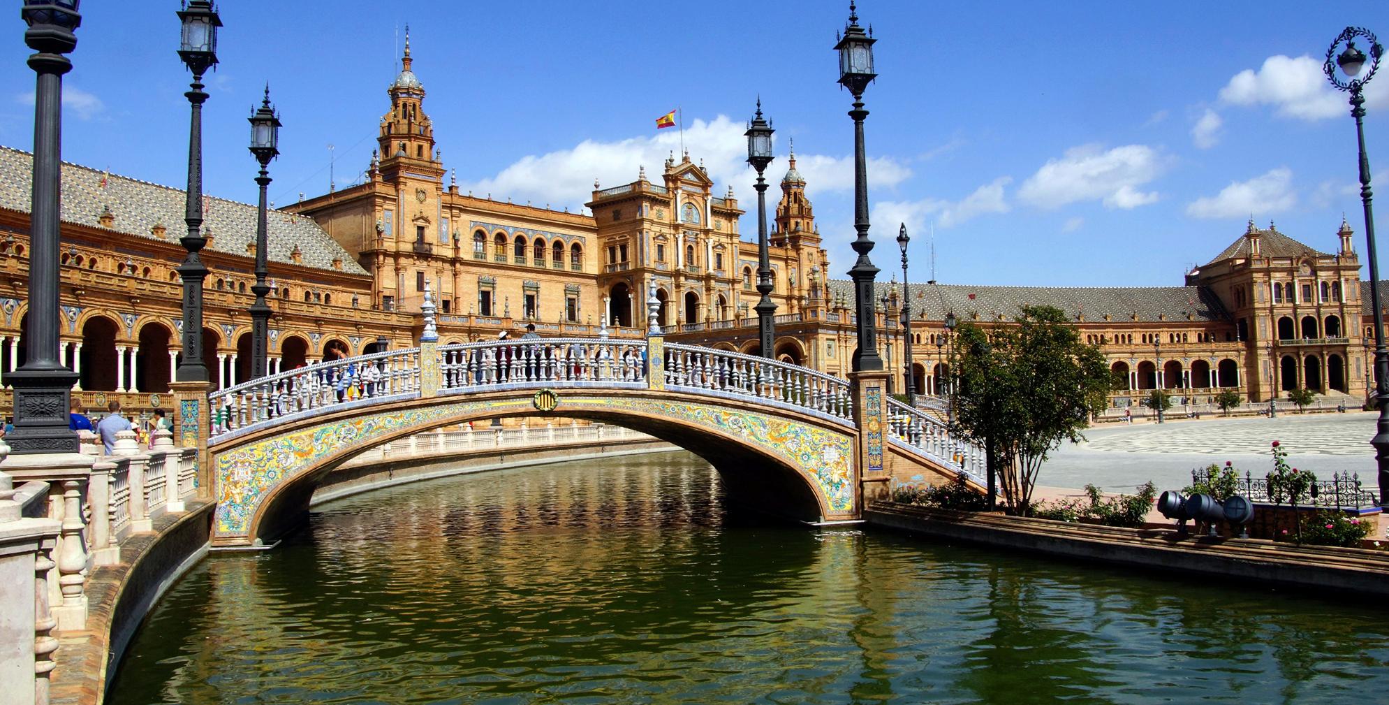 Andalusia: Siviglia e Granada